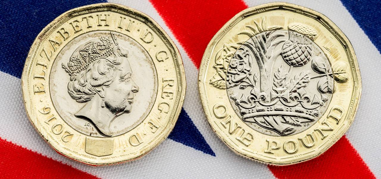 Trade the British pound on economic indicators