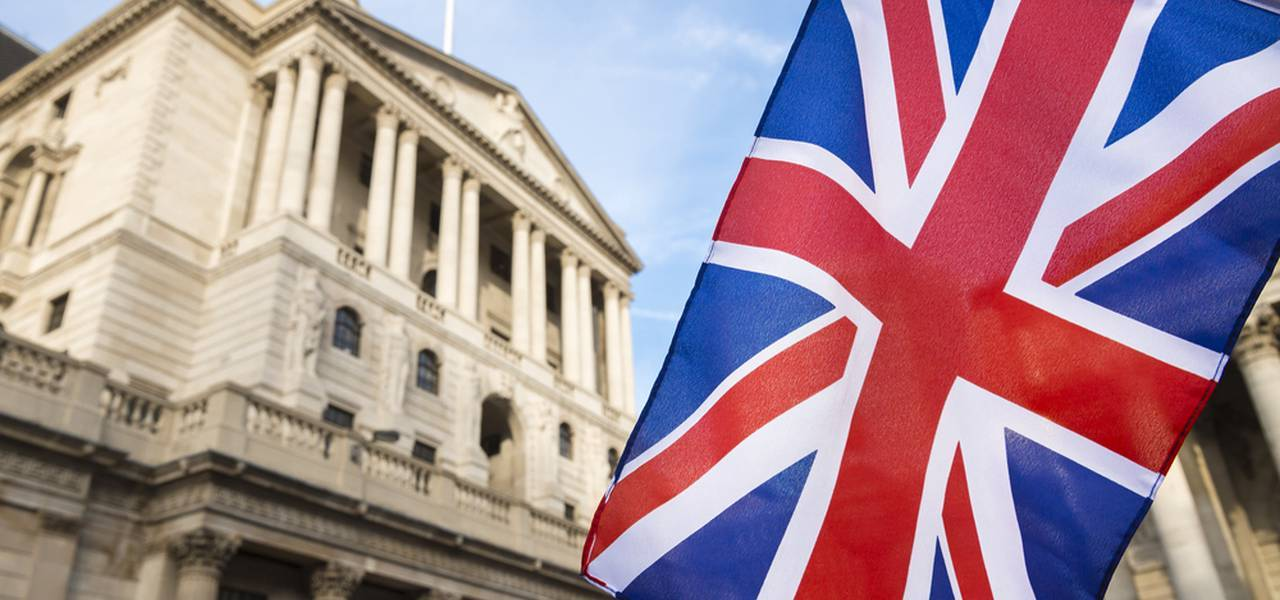 The Bank of England may support the GBP