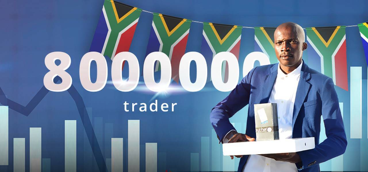FBS Team is happy to welcome the 8 millionth trader!