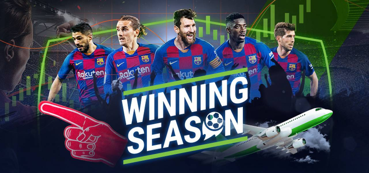 Win Tickets to FC Barcelona Games!